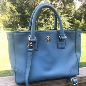 Tory Burch Robinson (smaller size but not mini)